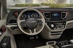 2020 Chrysler Pacifica Interior Photos  CarBuzz