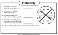 compound probability worksheets 8th grade 6002 compound probability worksheet 6 answers printable worksheets and activities for teachers