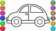 car coloring pages simple 16475 car drawing at getdrawings free