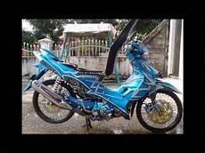 Modifikasi Motor Shogun 125 by Motor Trend Modifikasi Modifikasi Motor Suzuki