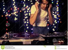 cool dj royalty free stock images image 27298809