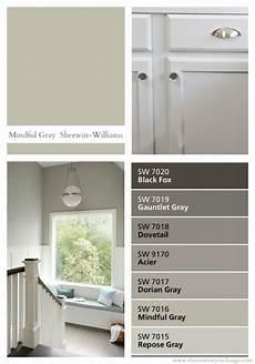 sherwin williams mindful gray color spotlight paint colors sherwin williams gray grey