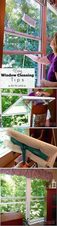 Fenster Putzen Tipps - simple and creative window cleaning tips
