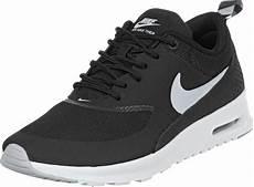 nike air max thea w shoes black