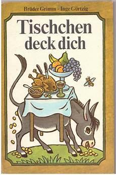 Tischchen Deck Dich Goldesel Grimm Zvab