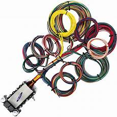 ford wiring harness system 22 circuit ford wire harness kwikwire electrify your ride