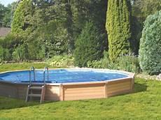 comment installer une piscine semi enterrée comment installer et am 233 nager une piscine semi enterr 233 e en