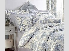 Vintage bedroom design interior ideas with pure cotton