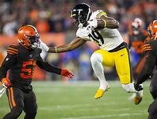steelers make it official rudolph out of concussion steelers suffer pair of concussions in loss to browns