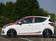 Hyundai I10 Sport Per Il Mercato Tedesco 0 100 It