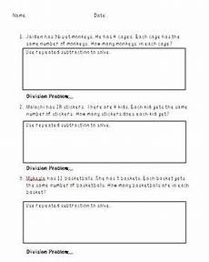 division as repeated subtraction worksheets 4th grade 6694 repeated subtraction division word problems word problems guided math repeated addition
