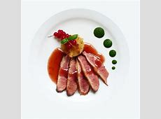 duck breasts with raspberry sauce_image