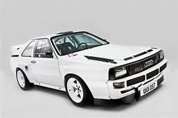 Real Car Guys — Stunning 700hp Audi Sport Quattro SWB
