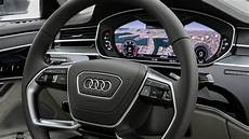 audi a8 new cockpit 1001cars