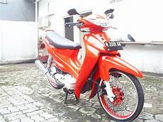 Modifikasi Smash by Modif Motor Modifikasi Suzuki Smash
