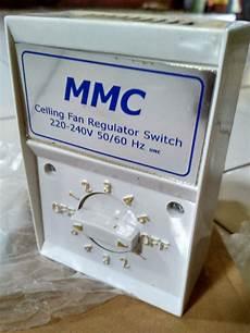 jual switch regulator celling fan saklar pengatur kecepatan kipas angin ruangan di lapak mr