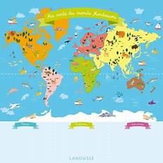 carte du monde fnac ma carte du monde montessori collectif achat livre fnac