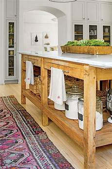calm current kitchen in 2020 kitchen island