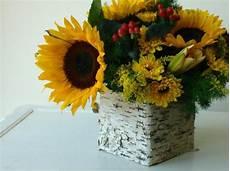 Faszinierende Dekoideen Mit Sonnenblumen
