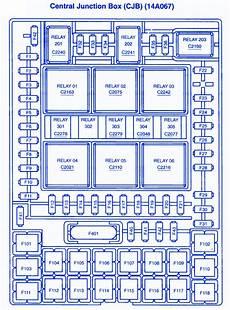 ford f150 xlt 4 215 4 2006 junction fuse box block circuit breaker diagram 187 carfusebox
