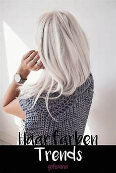 das sind die trend haarfarben 2018 blond hair style