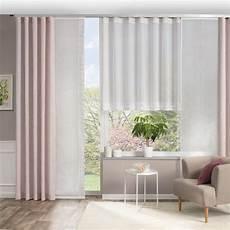 deko gardinen vorhang deko f 252 r ihr wohnzimmer wohnen deko gardinen
