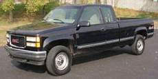car repair manuals download 1994 gmc 2500 club coupe electronic valve timing what transmission does my truck have 1998 gmc c2500