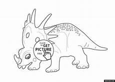 dino zug ausmalbilder genial malvorlagen dinosaurier best