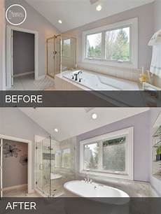 Bathroom Pictures Before And After by Doug Natalie S Master Bath Before After Pictures In