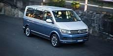 2016 Volkswagen Multivan Generation Six Review Caradvice