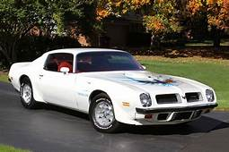 Pontiac Trans Am SD 455 Did Save Its Best Muscle
