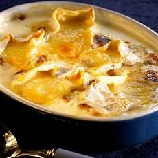 Recette Gratin De Pommes De Terre Au Camembert Cuisine