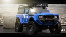 Images Of 2020 Ford Bronco by 2020 Ford Bronco Imagined As A Go Everywhere 4x4
