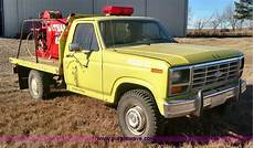 car engine manuals 1984 ford f250 spare parts catalogs 1984 ford f250 fire truck no reserve auction on tuesday january 12 2016