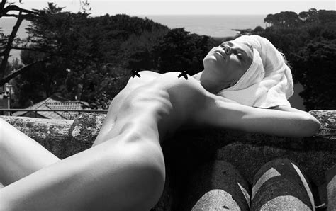 Abbey Clancy Naked
