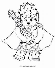 lego chima 09 gratis malvorlage in comic