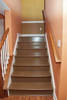 stair riser stencil with tuscan tile design