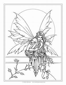 free coloring pages of fairies 16633 free coloring page by molly harrison quot astrid quot molly harrison free coloring
