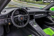 2018 porsche 991 2 911 gt3 rs performance review motor