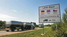 Transportwesen Neue Lkw Maut Gilt Seit 1 Januar 2019