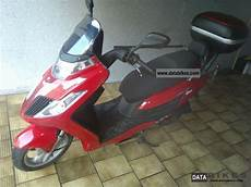 2009 Kymco Yager Gt 50