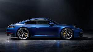 New Porsche 911 992 Unveiled Carrera S And 4S