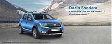 Dacia Sandero Lld 61 Mois Le Specialiste De Dacia