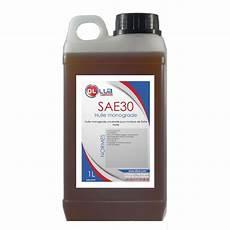 huile monograde sae 30 huile multifonctions