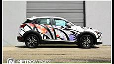 Dia Show Tuning Metro Wrapz Mazda Cx3 Car