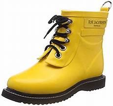 Gelbe Gummistiefel Damen - ilse jacobsen damen kurz rub2 gummistiefel cyber gelb