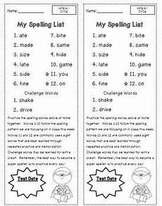 2nd grade spelling list worksheets 22462 second grade spelling lists 2nd grade spelling words by second grade smiles
