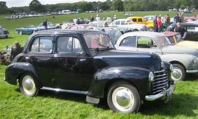 1957 Vauxhall Velox Photos Informations Articles