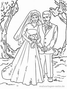 Malvorlagen Wedding Malvorlage Hochzeit Pdf Coloring And Malvorlagan