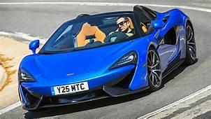 2018 McLaren 570S Spider SPORTS CAR  YouTube